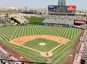 Angel Stadium; Anaheim, CA