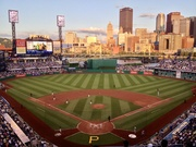 PNC Park; Pittsburgh, PA