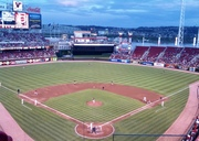 Great American Ball Park; Cincinnati, OH