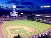 Coors Field; Denver, CO