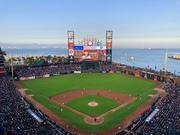 MLB Ballparks I've Visited