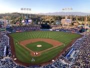 Dodger Stadium; Los Angeles, CA