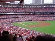 Busch Stadium I; St. Louis, MO (retired)