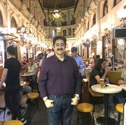 NFTC Managing Director Sandeep Marwah at Istanbul