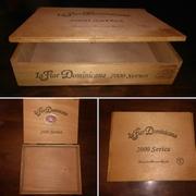 La Flor Dominicana cigar box