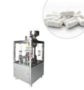 high filling accuracy automatic capsule filling machine njp 1200d