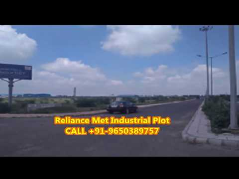 Industrial Plots | Reliance Met Industrial Plot, CALL 9650389757