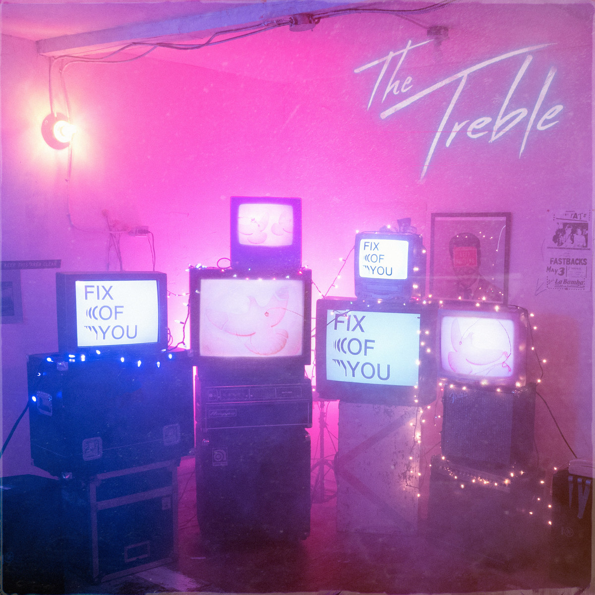 "The Treble, ""Fix Of You"" (VIDEO)"