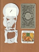 Mail art by Kathy Barnett (O Fallon, Missouri, USA)