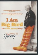 Caroll Spinney signed DVD Documentary