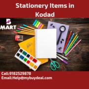 stationery items in kodad