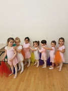 Ballet classes for children in Hornsey