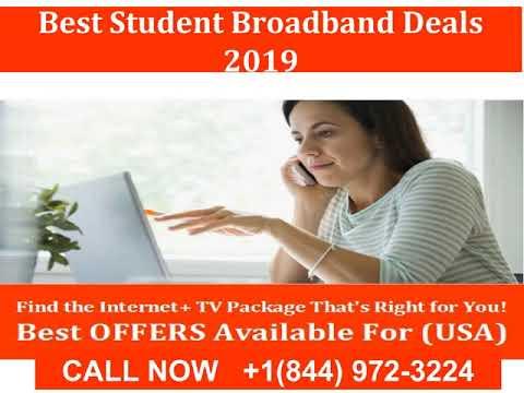 Student Internet Deals and Bundle Discounts -United States