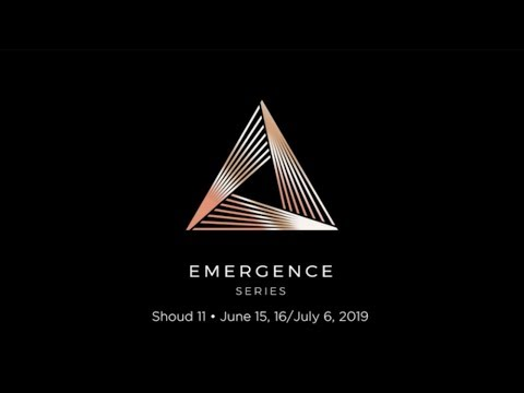 Merlin Enters - Highlights from Emergence Shoud 11