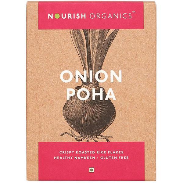 Onion Poha