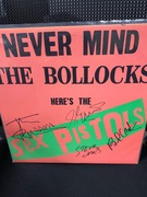 Sex Pistols Signed NMTB LP.