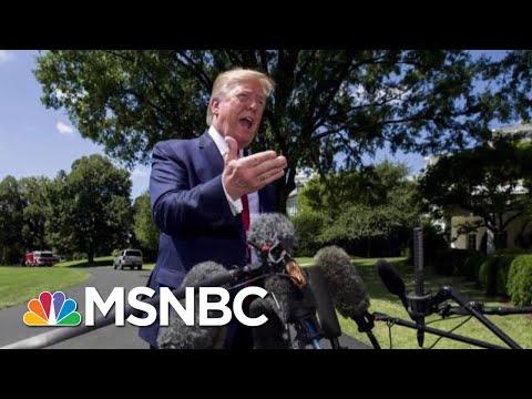 More examples President Trump's Bizarre Behavior MSNBC