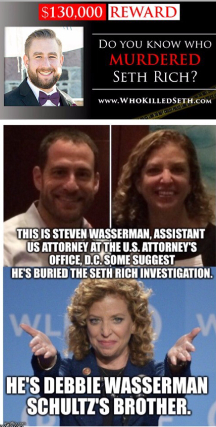 Who murdered Seth Rich?