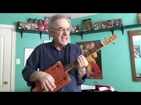 Joe Caruso Guitars - Coney Dog Blues - CBG