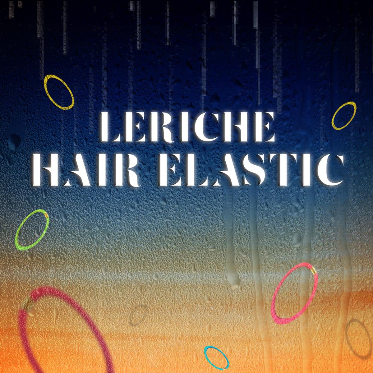 "LeRiche, ""Hair Elastic"""