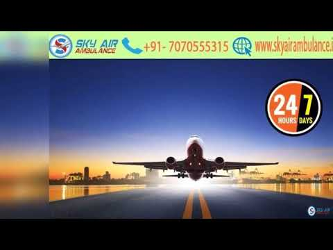 Use Sky Air Ambulance from Mumbai with Excellent Medical Staff