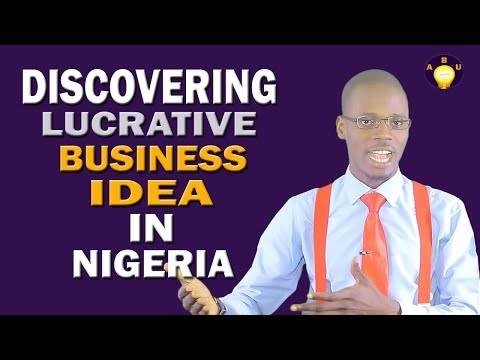 Small Lucrative Business Ideas In Nigeria