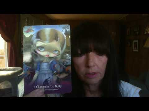 Oracle Card Decks Review