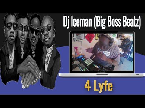 Dj Iceman (Big Boss Beatz) -4 Lyfe (Boom Bap Beat)