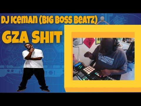 Dj Iceman (Big Boss Beatz) Gza Shit (Boom Bap Beat)