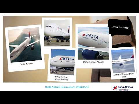 Delta Airlines Reservations Deals At Official Site
