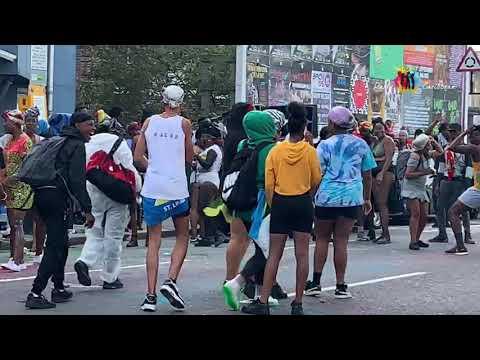 Jouvert, Carnival Sunday, Notting Hill Carnival 2019