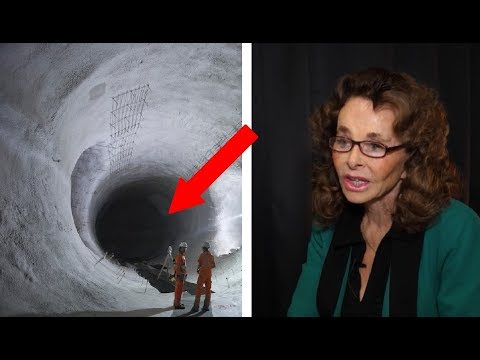 Linda Moulton Howe -  34 Million Year Old Structure Discovered 2 Miles Under Antarctica!!!