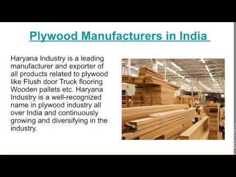 Plywood Doors Manufacturers | Film Faced Shuttering Plywood | Plywood Manufacturers in India | Doors