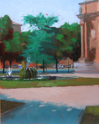 Piazza della Liberta, afternoon