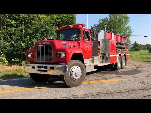 New York Tanker Shuttle Drill, 7-28-19
