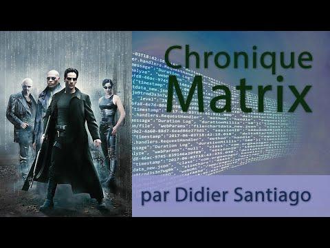 Matrix 4 et le transhumanisme