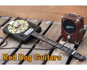 - Cigar Box Guitars -