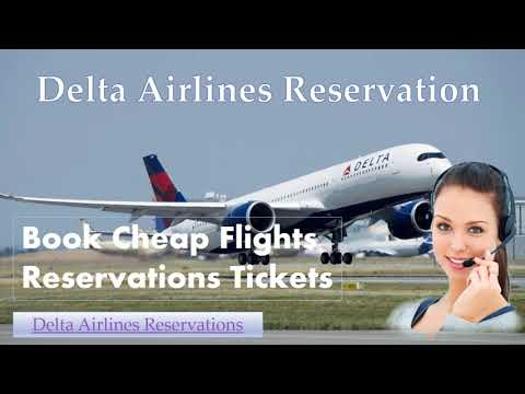 Book Delta Airlines Tickets from Delta Airlines Flights Helpdesk Number