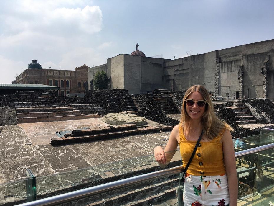 Mexico City visit