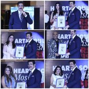 Sandeep Marwah Chief Guest At Heart And Soul Awards