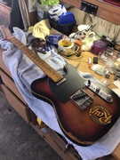 telecaster test fitting