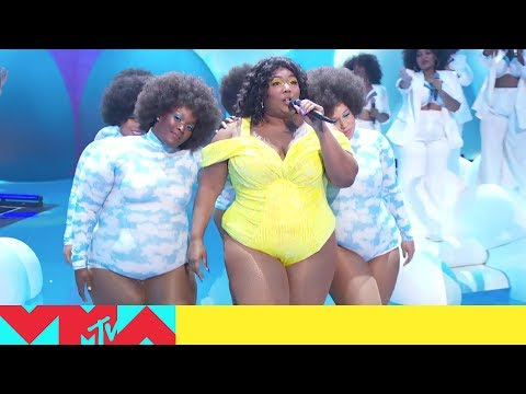 Lizzo Performs 'Truth Hurts' & 'Good As Hell' | 2019 Video Music Awards