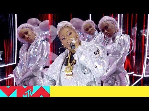 Missy Elliott Performs 'Get Ur Freak On', 'Lose Control' & More | 2019 Video Music Awards