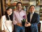 Sandeep Marwah International Advisor For IYF At Istanbul