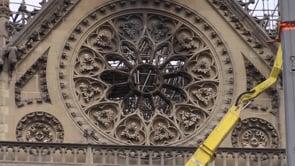 """Paris - Notre Dame """"danach"""""""
