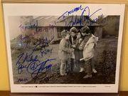 Sean Astin, Corey Feldman and Ke Huy Quan