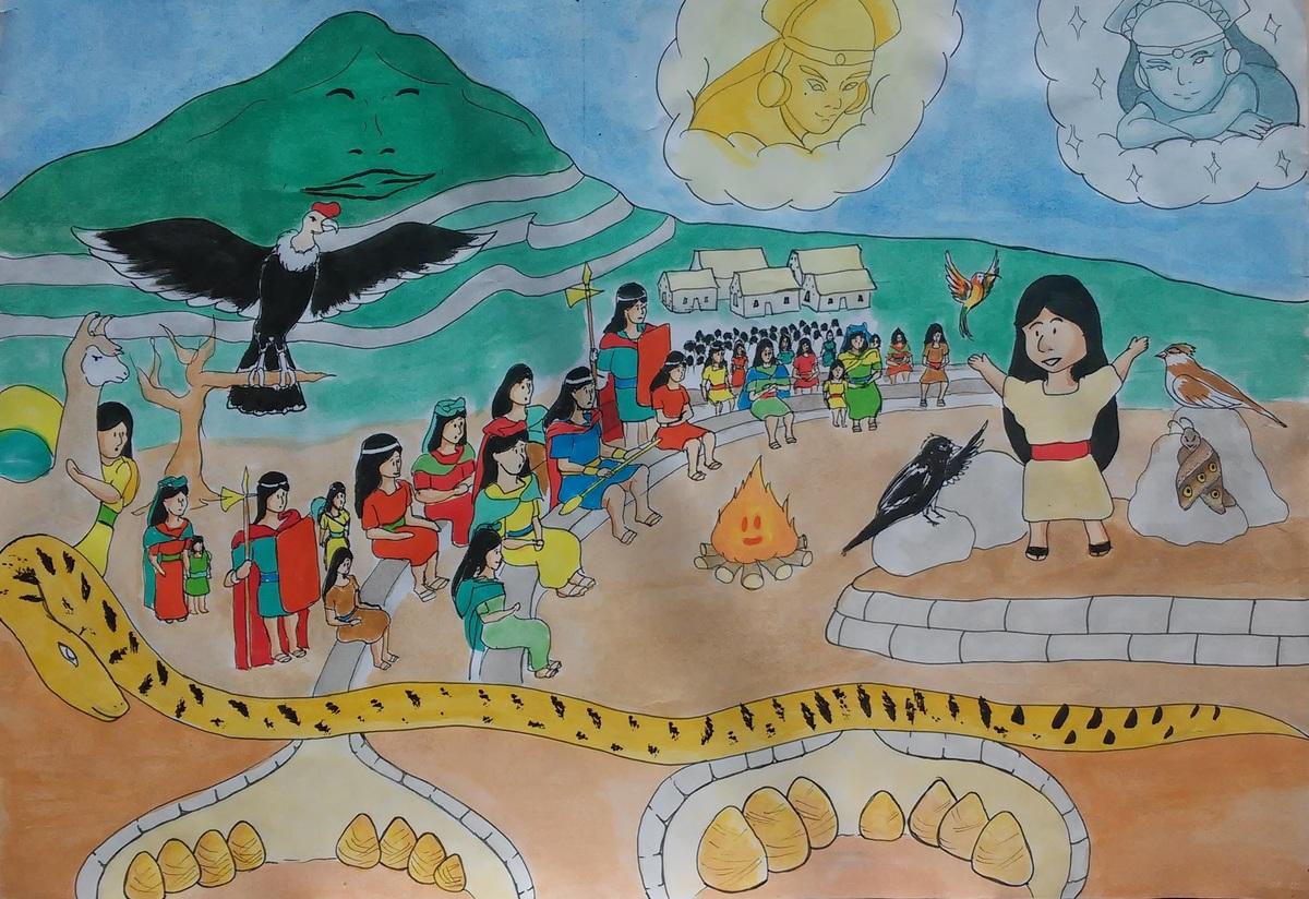 HUÑUNAKUY   Vivencias ancestrales del Imperio de los Incas y Cosmovisión Andina de los problemas del mundo