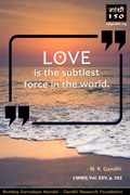 Thought For The Day ( LOVE )
