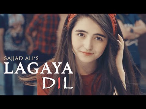 Sajjad Ali - Lagaya Dil (Official Video)