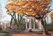 Herbst am Freundschaftstempel